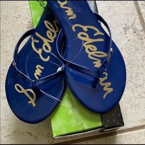 Sam Edelman Olivia charm sandals